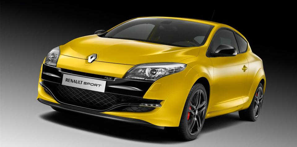 2009 Renault Mégane RS 250 at Geneva