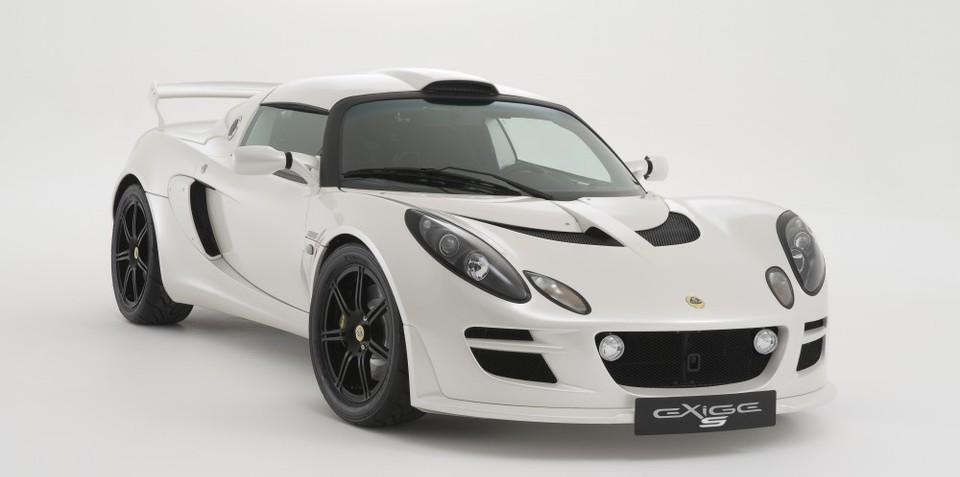 2010 Lotus Exige S facelift