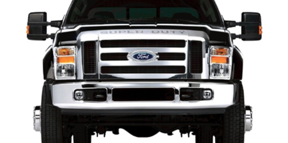 Ford US sales down 40 percent for February