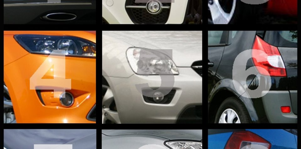"CarAdvice ""Name the Nine"" competition"