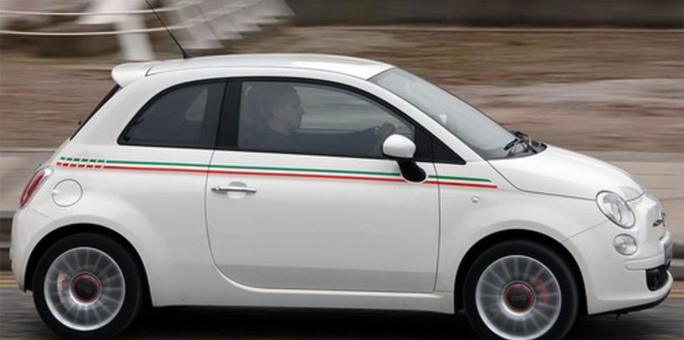 Fiat 500 gets Start&Stop technology in UK