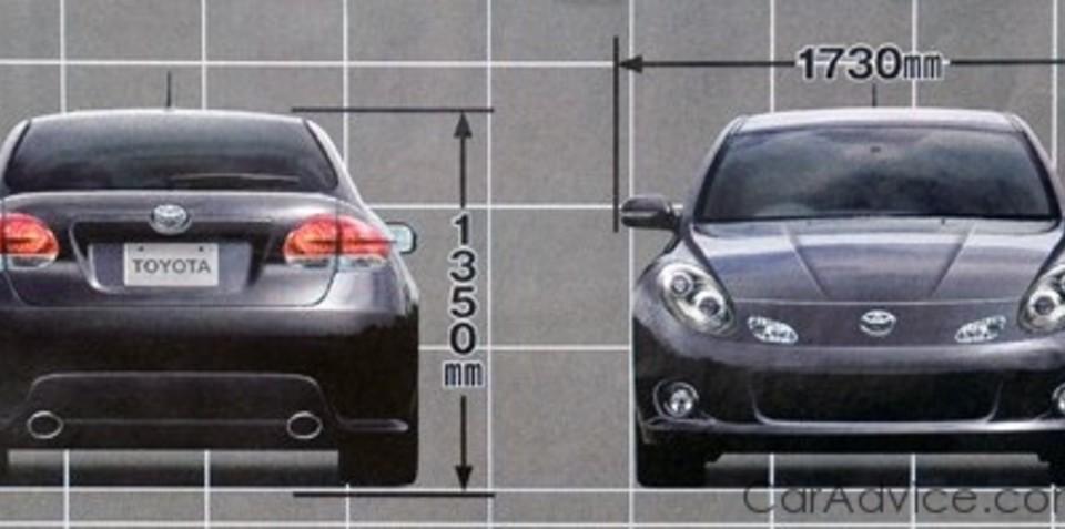 Toyota & Subaru's sports car 2 years away