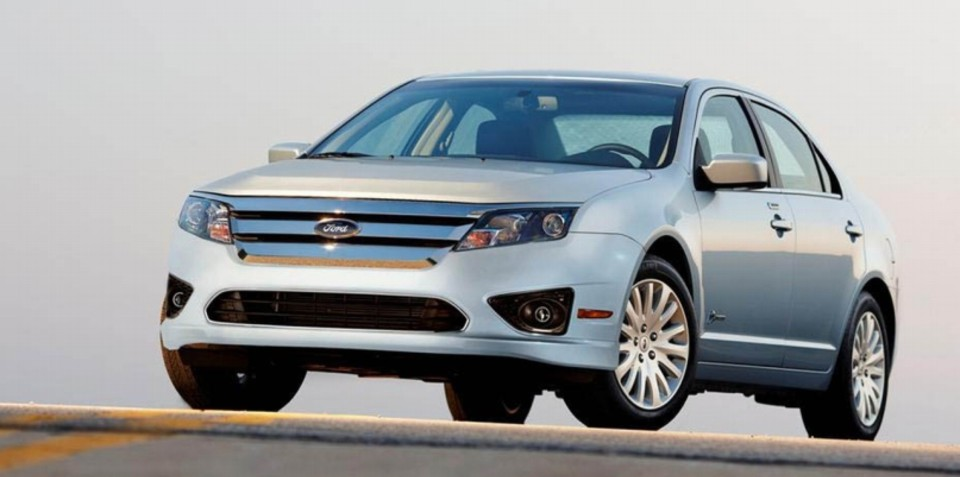 Ford US projects 2nd quarter sales rise