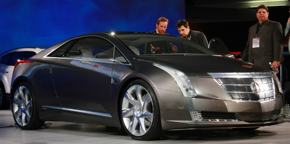 GM fires up for New York Motor Show