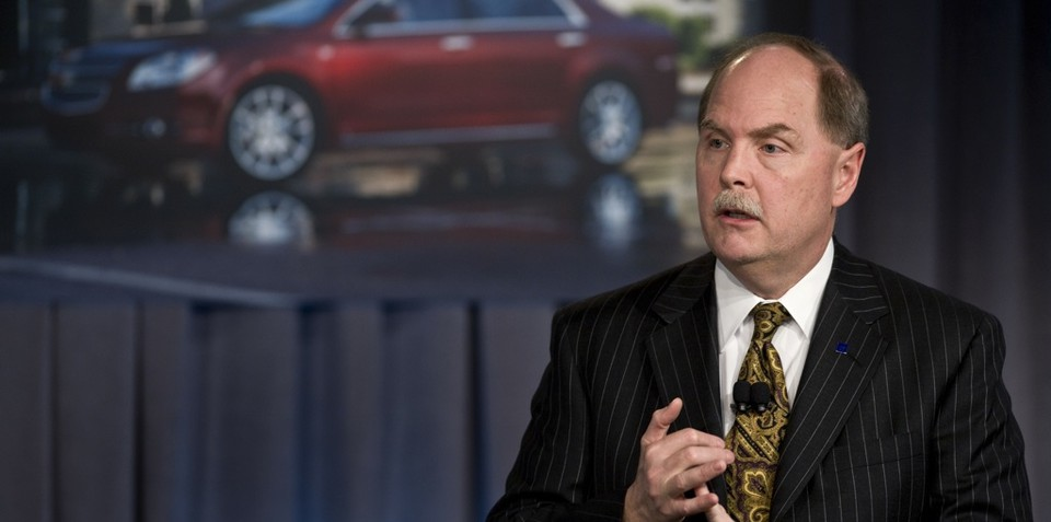 GM CEO says bankruptcy 'probable'