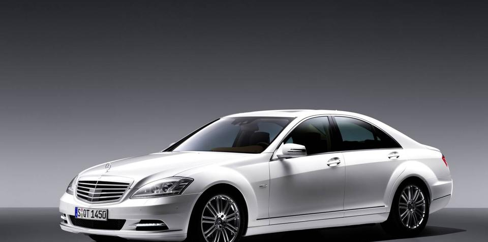 2009 Mercedes-Benz S-Class first details