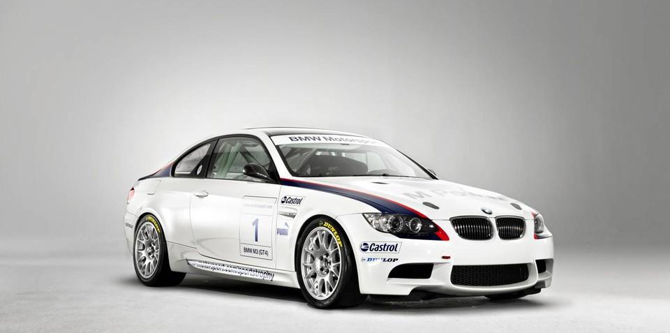 BMW M3 GT4 Nürburgring 24-hour debut