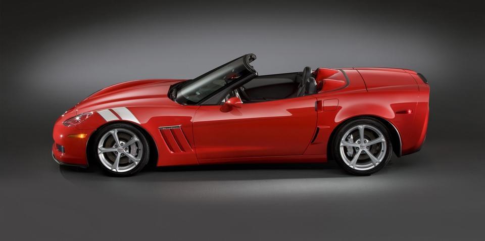 2009 Chevrolet Corvette Grand Sport