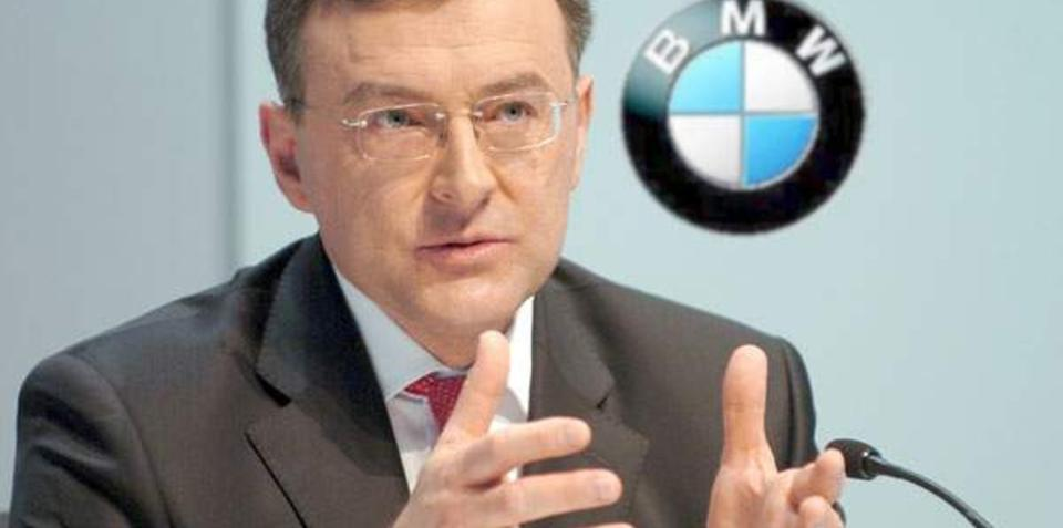 BMW concerned about deeper ties with Daimler