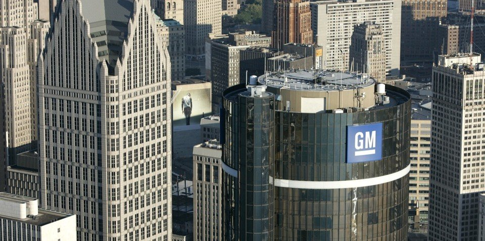 """GM tells 1600 US dealers """"it's over"""""""