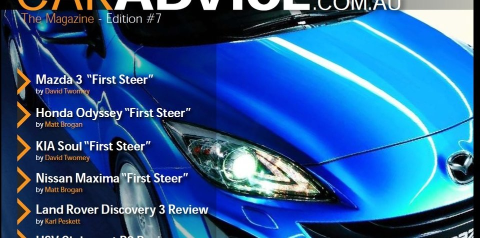 CarAdvice The Magazine Issue #7