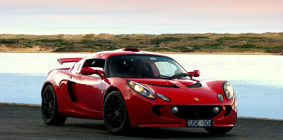 AutoRoute: Melbourne-Sydney in Lotus Exige S