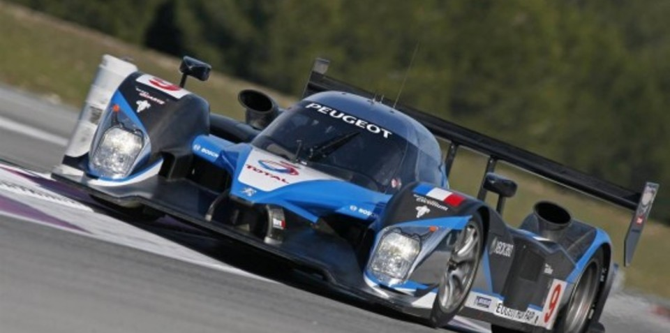 Brabham & Peugeot victorious at Le Mans 24 hour