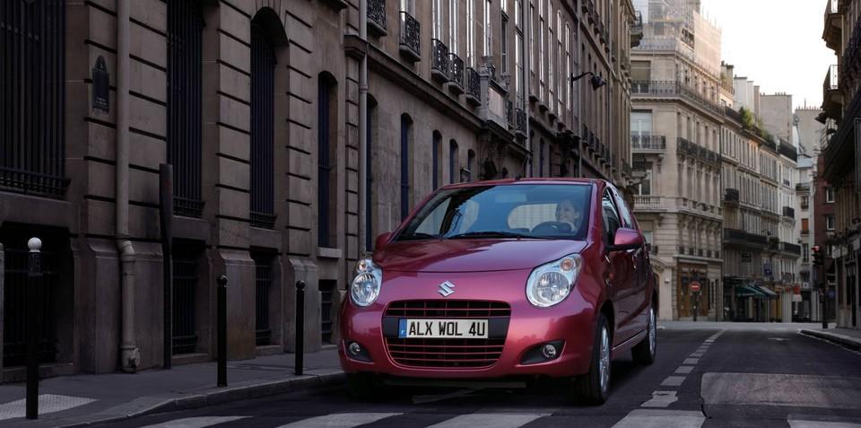 Suzuki Alto achieves four-star ANCAP rating