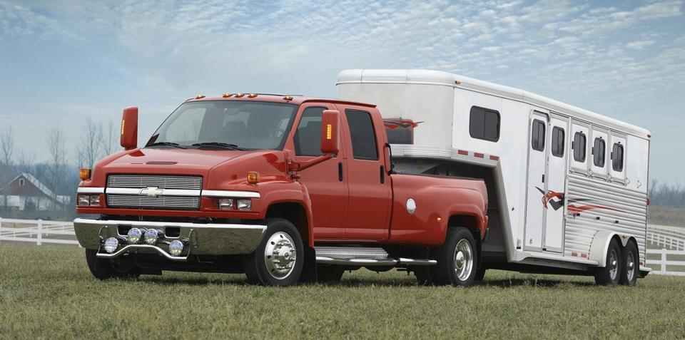 GM to close US medium-truck business