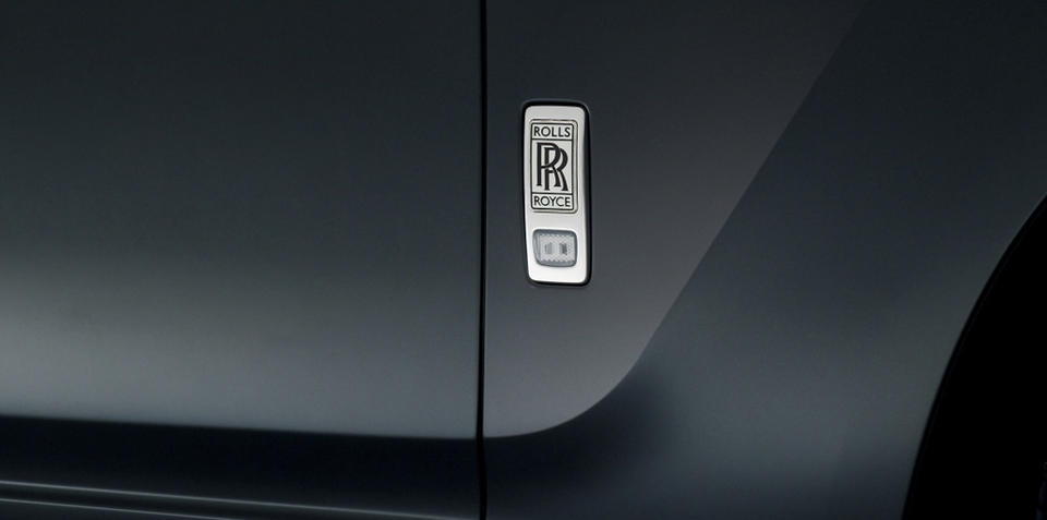 Rolls-Royce confirms Ghost figures