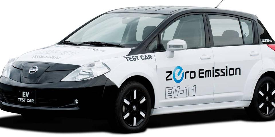 Nissan EV platform official details emerge