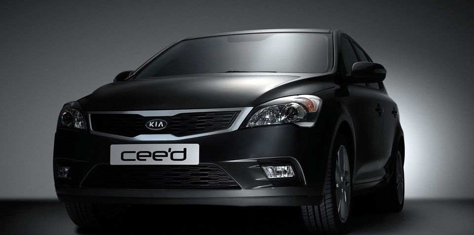 Kia releases pic of new cee'd