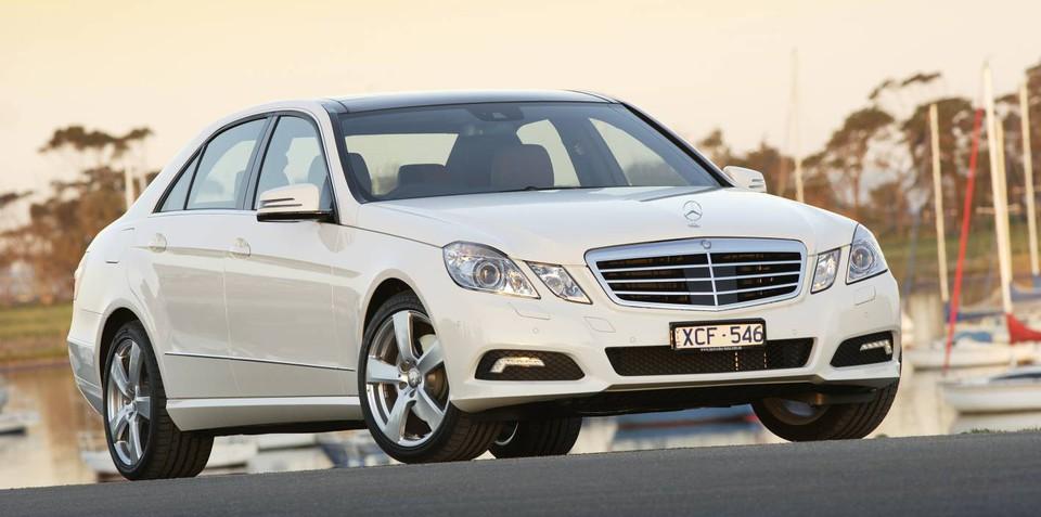 Mercedes-Benz E-Class released in Australia