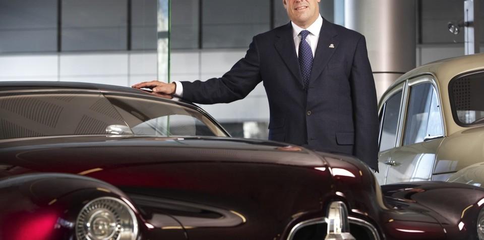 Holden's Reuss gets top job in Detroit