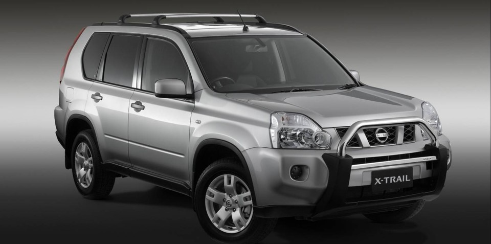 "Nissan releases X-Trail ""Adventure"" edition"