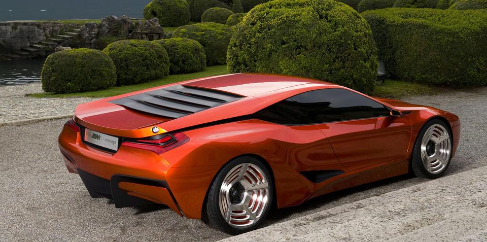 BMW to showcase green sports car in Frankfurt