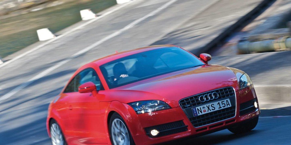 Audi launches TT diesel in Australia