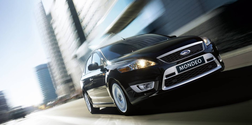 Ford reveals new Mondeo, includes wagon