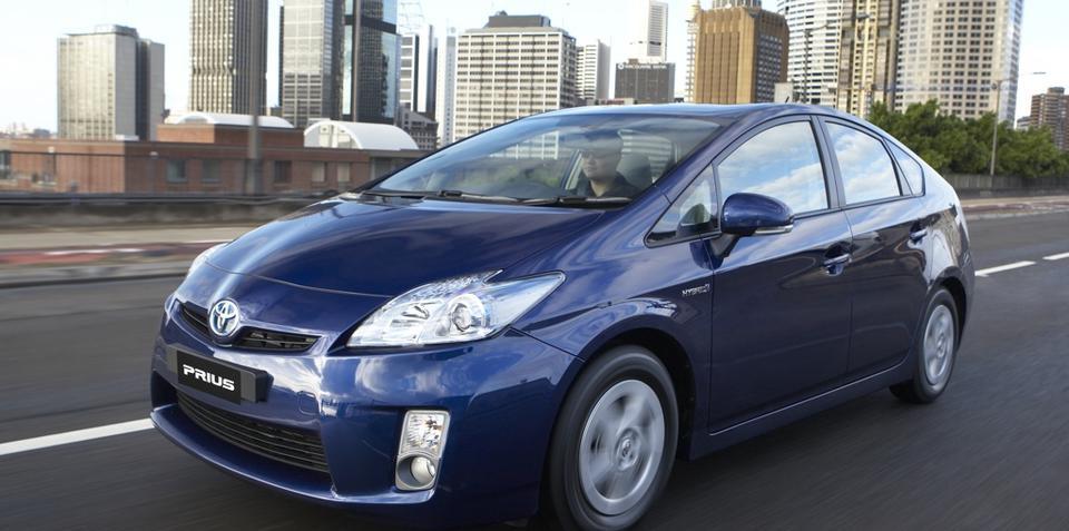 Toyota Prius faces supply shortage, no batteries