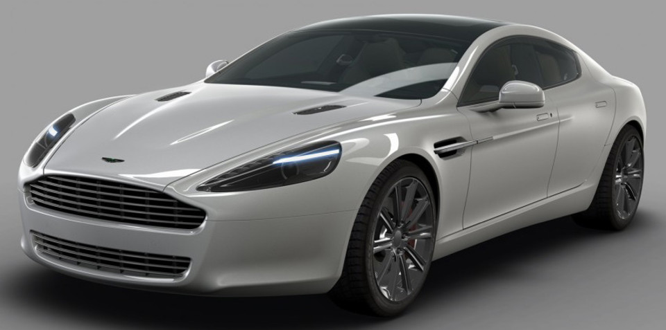 2010 Aston Martin Rapide images released
