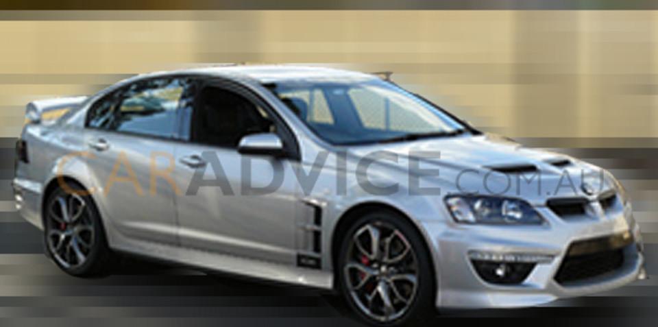 Exclusive: HSV E Series 2 range spied