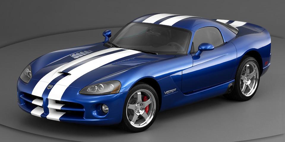 Dodge Viper to get Ferrari power - report
