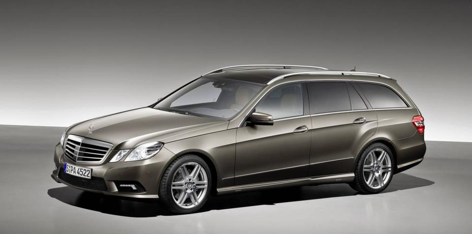 Mercedes-Benz E-Class Estate due in November