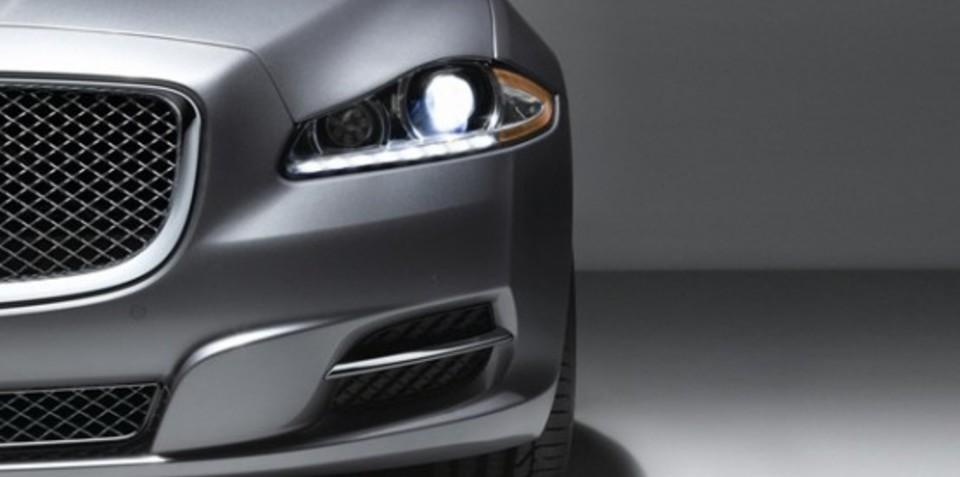 Jaguar XJ Limo-Green concept to appear at Frankfurt