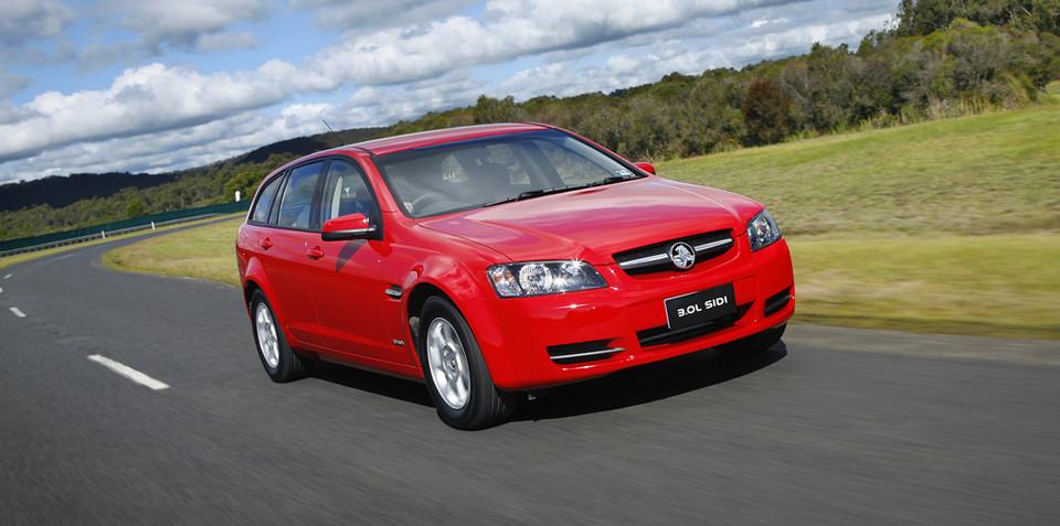 Holden Sportwagon to enter Global Green Challenge