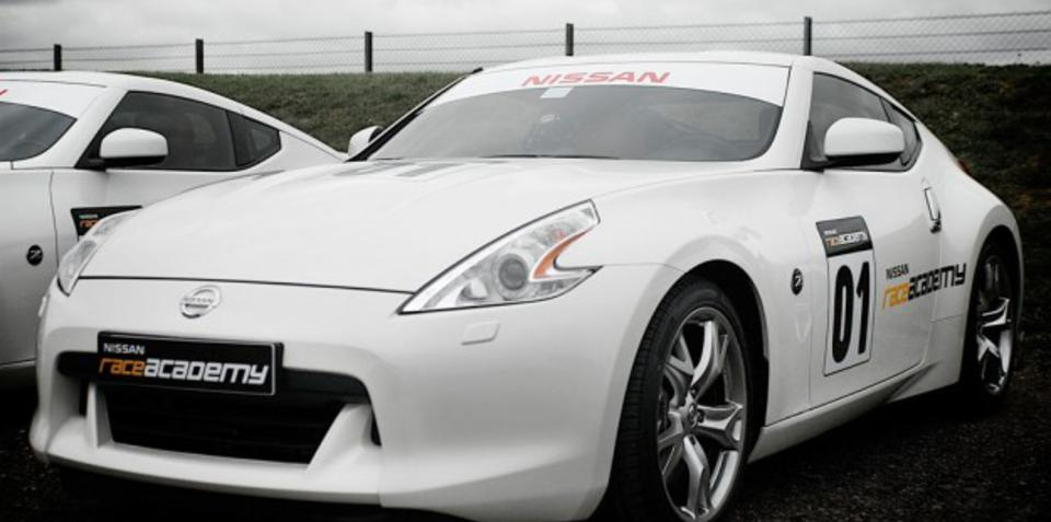 Nissan Race Academy extended to 370Z buyers