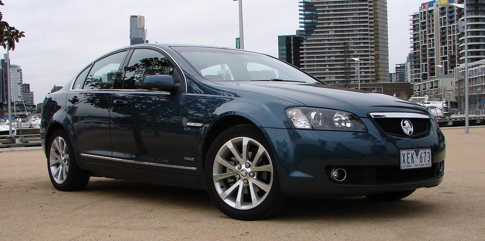 Holden 2010 sales off to a solid start
