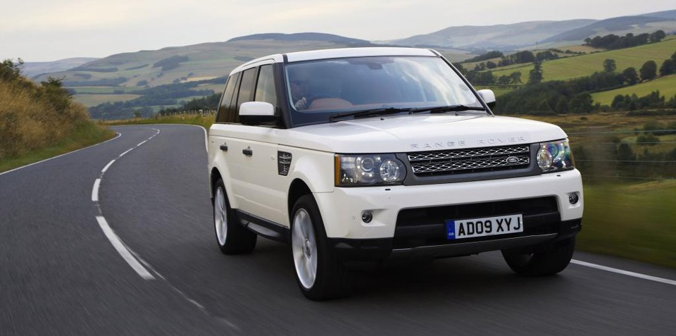 Land Rover announce MY10 Range Rover Sport pricing