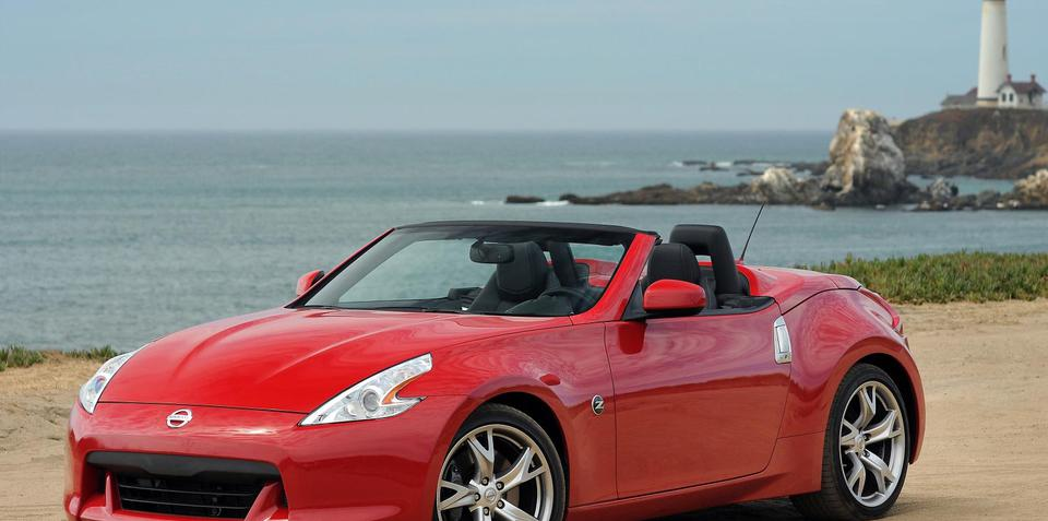 Nissan 370Z Roadster to be on show at Goodwood Revival