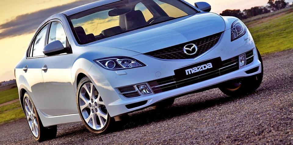 Mazda, Mitsubishi post first-half loss