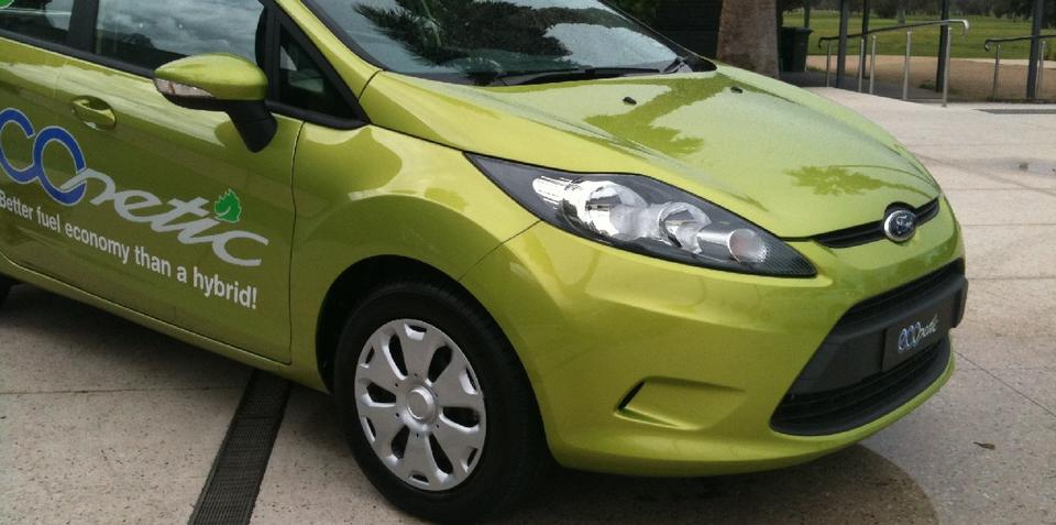 Ford Fiesta Econetic - Australia's most fuel efficient car