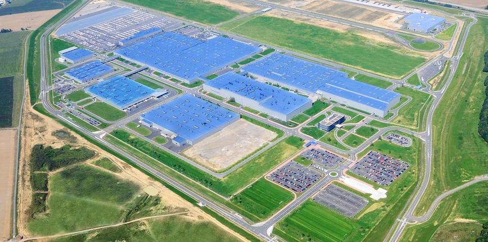 Hyundai opens plant in Czech Republic