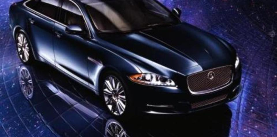 Jaguar XJ Supercharged Neiman Marcus Edition Sells Out