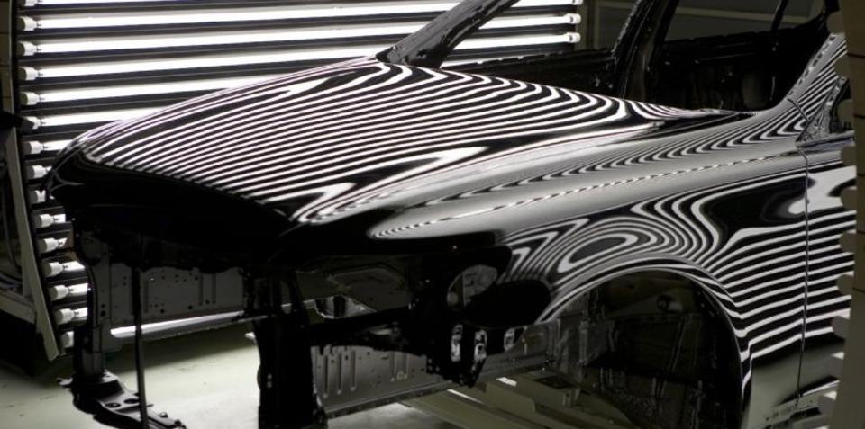 Lexus to debut scratch-resistant paint