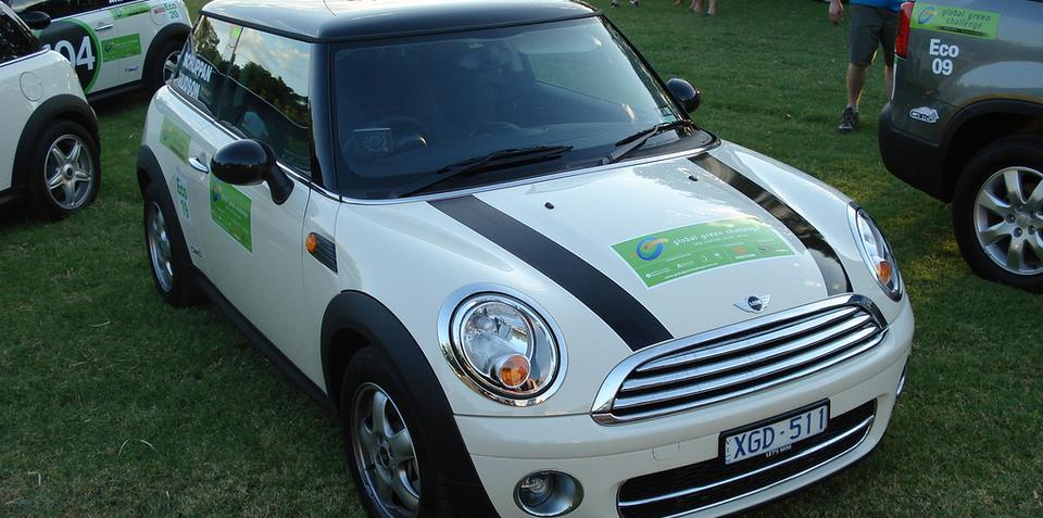 Mini D update from Global Green Challenge