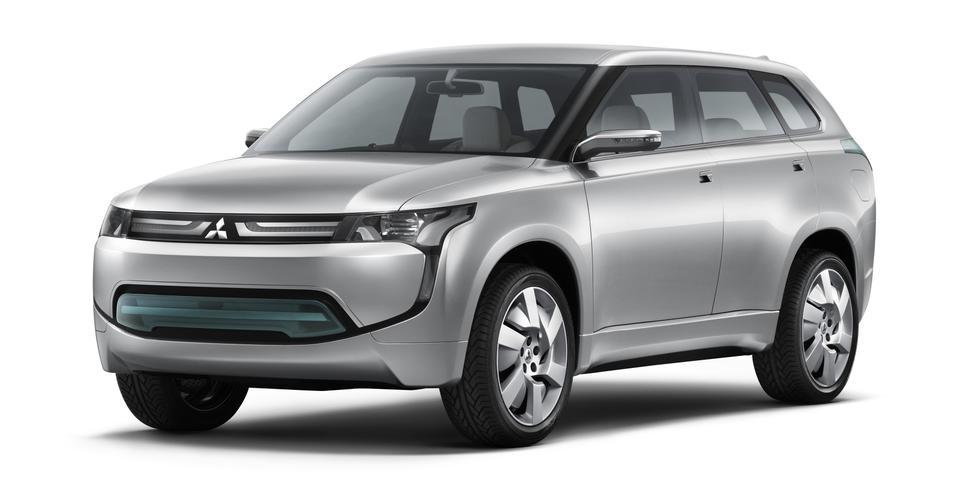 Mitsubishi to show PX-MiEV, i-MiEV Cargo at Tokyo Motor Show