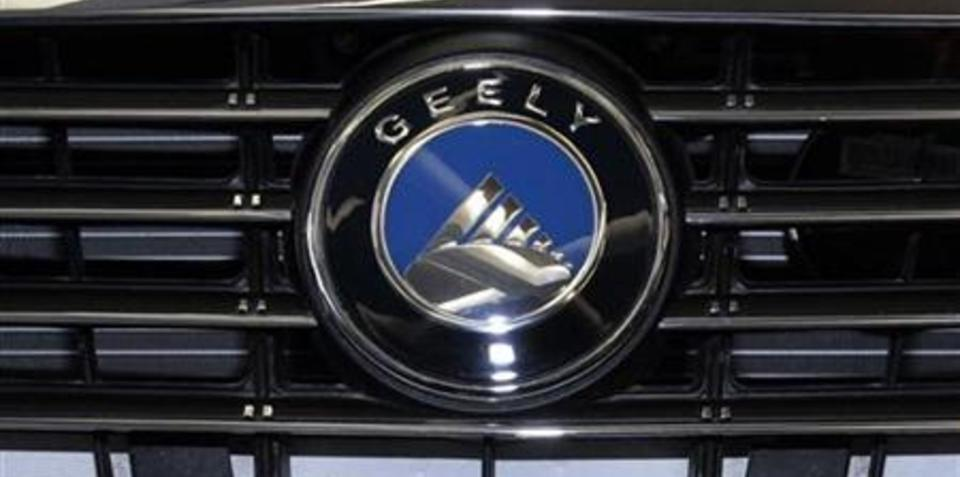 Ford names China's Geely as preferred Volvo bidder