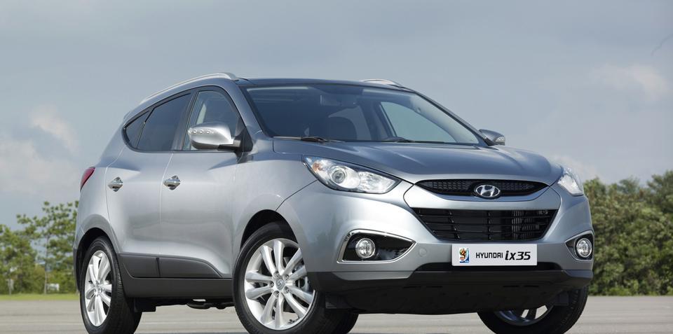 Hyundai Australia celebrates best-ever yearly sales results