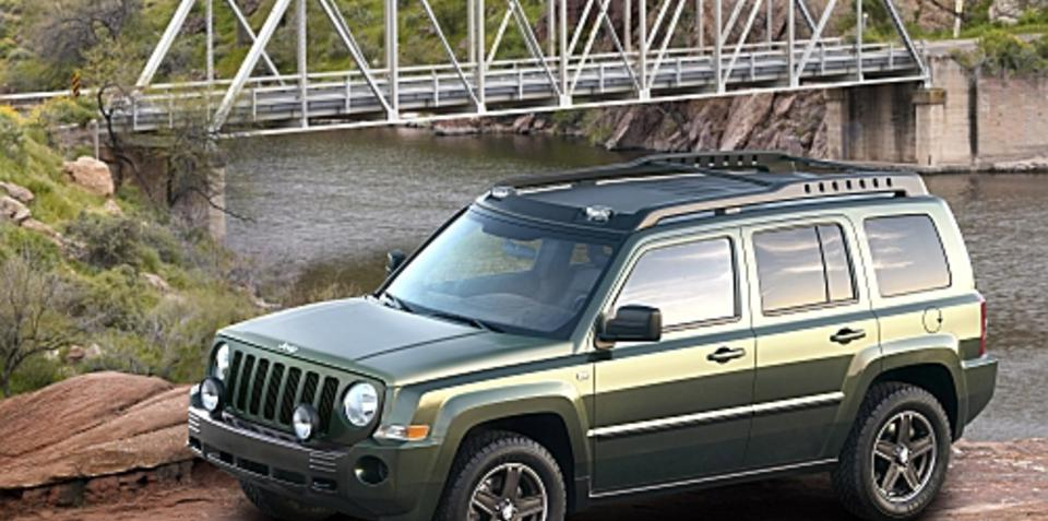 Chrysler suspends Jeep production over parts shortage