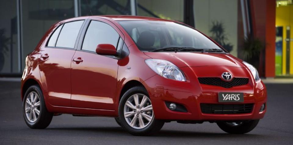 Toyota Yaris gains stability control as standard